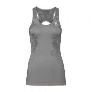 Odlo BL Top Crew Neck Ceramicool Womens Singlet